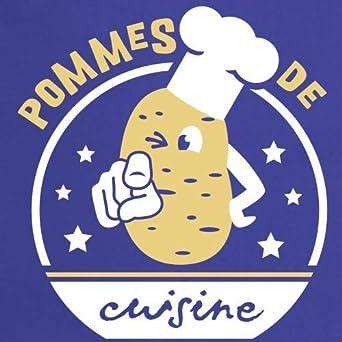 Spreadshirt Pommes De Terre Cuisine Tablier