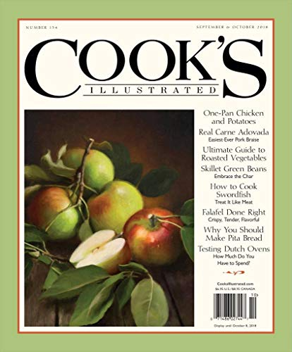 Magazines : Cook's Illustrated