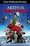 10 Minute Preview: Arthur Christmas