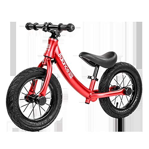 (PINGHC Delivery⭐⭐⭐⭐⭐ Kids Balance Bicycle 12 \