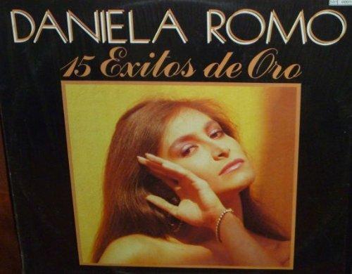 15 Exitos De Oro  Daniela Romo
