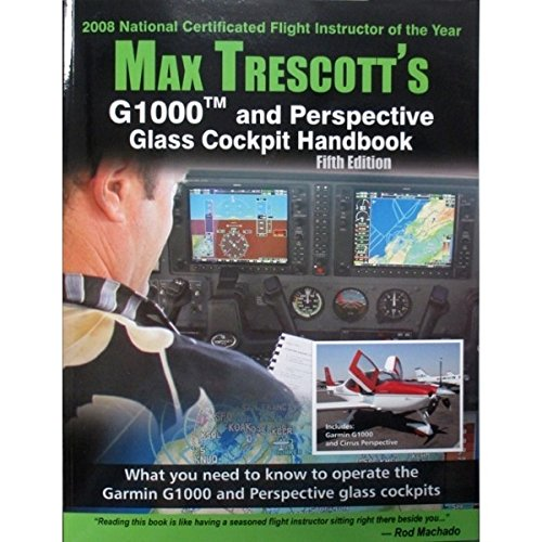 By Max Trescott G1000 and Perspective Glass Cockpit for sale  Delivered anywhere in USA