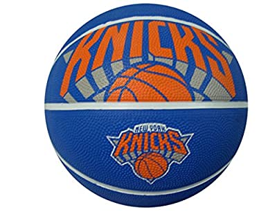 Spalding NBA Courtside Team Outdoor Rubber Basketball