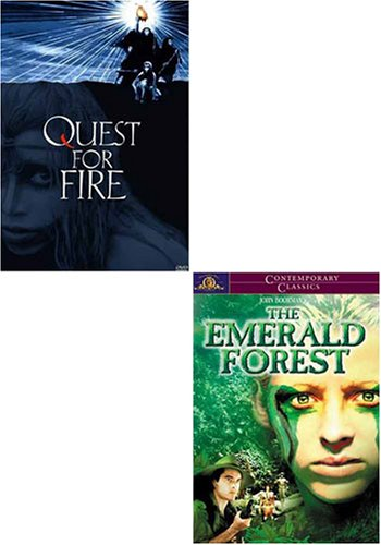 Emerald Forest / Quest for Fire (2 Pack)