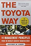 img - for Toyota Way 14 Management Principles from the World's Greatest Manufacturer (Hardcover, 2003) book / textbook / text book