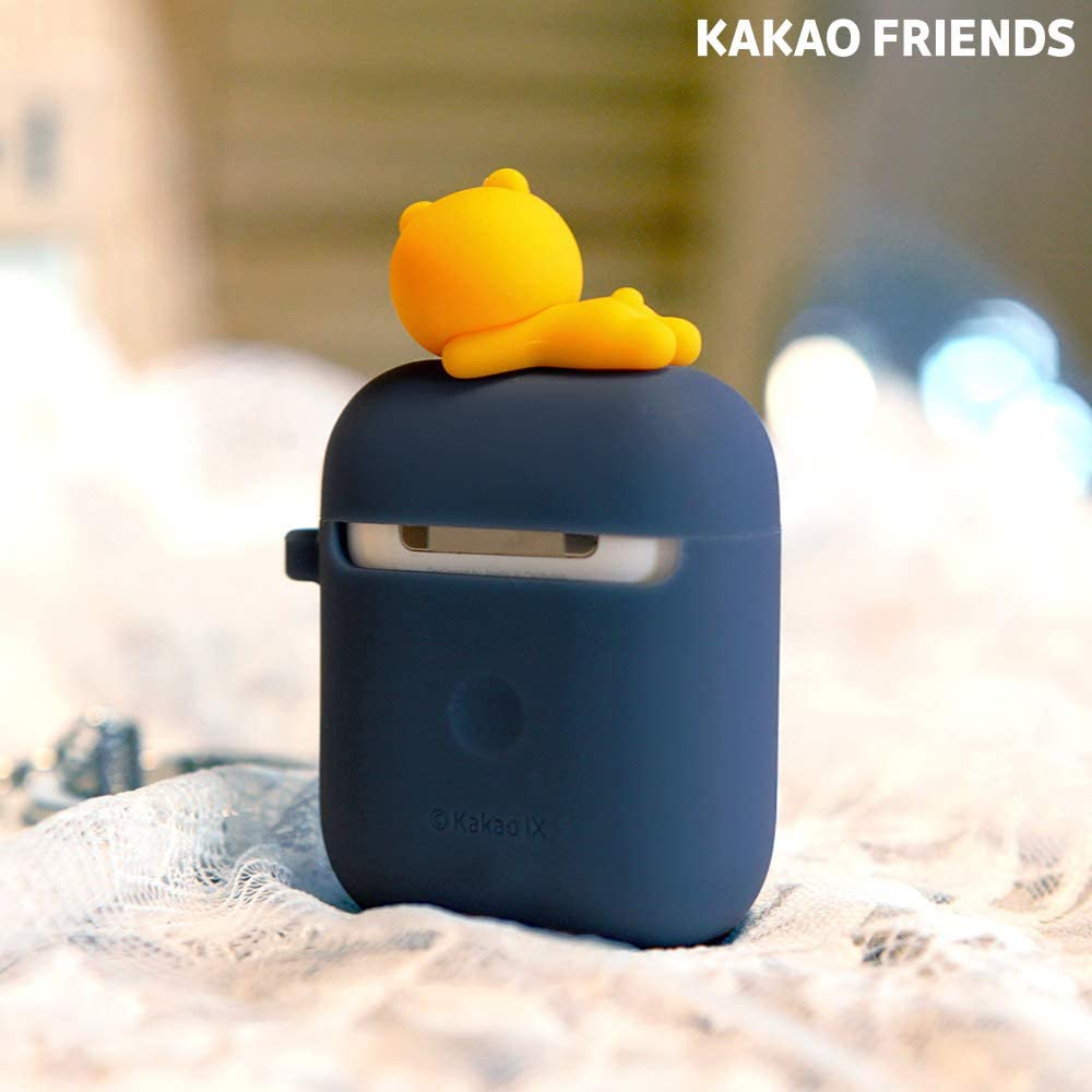 Navy Kakao Airpod Case 2nd Generation Ryan
