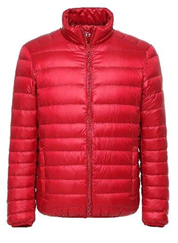 Concise Down Warm Gocgt Coats Fashion Men's Jacket 2 Lightweight aqnfRw7