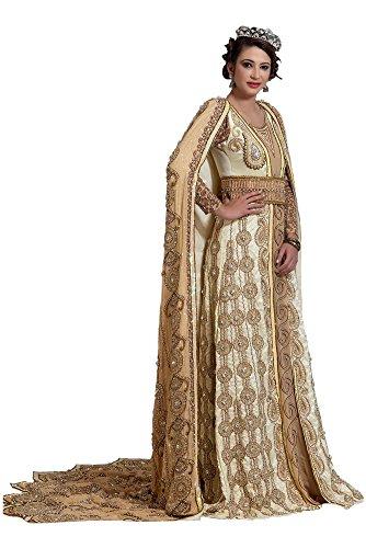PalasFashion - Robe - Femme blanc blanc