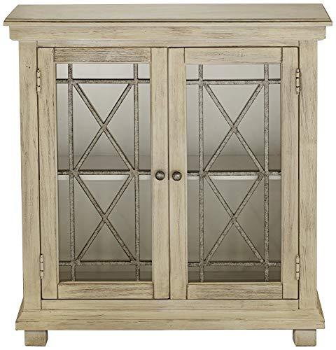 (Treasure Trove Accents 67453 Two Door Cabinet, 32