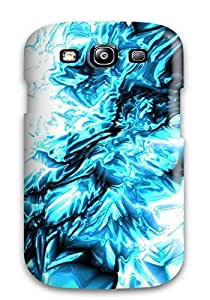 XiFu*Mei(hIabZsY1739qdurJ)durable Protection Case Cover For Galaxy S3(fluid Abstract)XiFu*Mei
