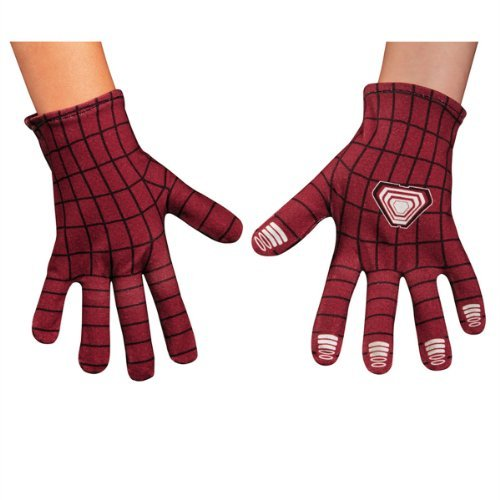 Disguise Marvel The Amazing Spider-Man 2 Movie Child Gloves, One Size -