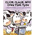 Click, Clack, Moo: Cows That Type[ CLICK, CLACK, MOO: COWS THAT TYPE ] by Cronin, Doreen (Author) Jan-01-06[ Hardcover ]