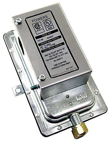 Siemens 141-0518 Auto Reset Differential Static Pressure ...