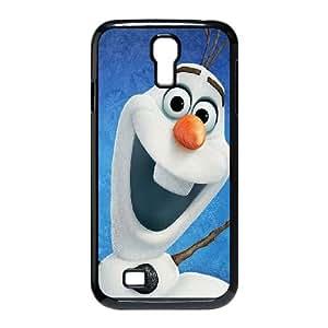 Beautiful Novel Innovative Gifts Olaf Samsung Galaxy S4 9500 Cell Phone Case Black Trendy OTWZJ8122508