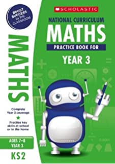 national curriculum maths practice book for year practice  national curriculum maths practice book for year 3 100 practice activities
