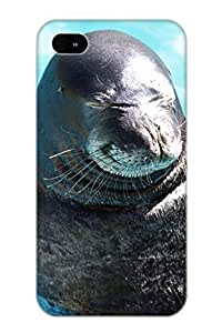 Design High Impact Dirt/shock Proof Case Cover For Iphone 5C (animal Seal) WANGJING JINDA