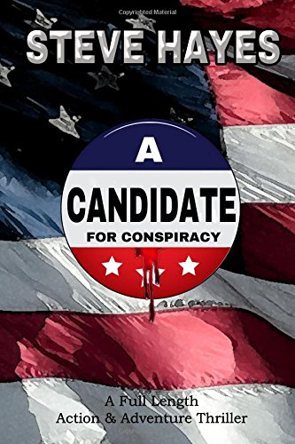 A Candidate for Conspiracy pdf epub