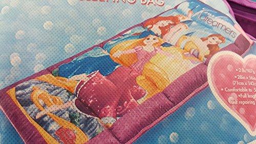 Disney Princess Camping Sleeping Bag product image