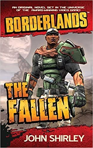 Borderlands: The Fallen by Shirley, John (November 22, 2011)