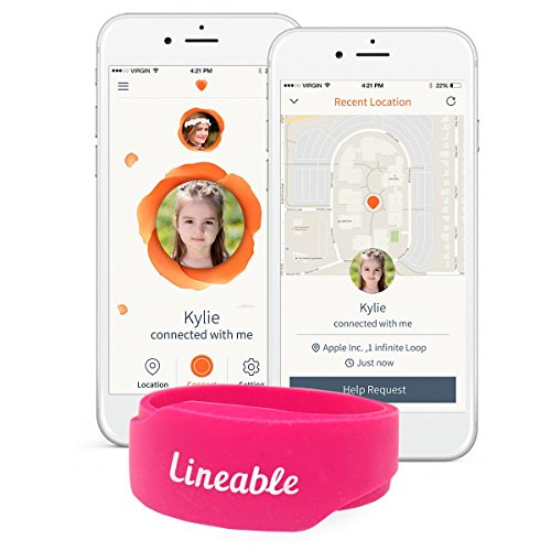 Lineable Smart Wristband Kids Small product image