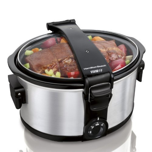 7 quart replacement crock - 6