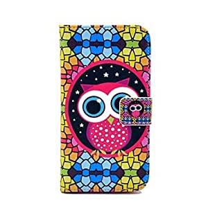 qyf Samsung S3 I9300 compatible Graphic/Special Design/Name Brand Style PU Leather Cases with Stand