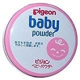 Pigeon(ピジョン) ベビーパウダー (ピンク缶) 150g