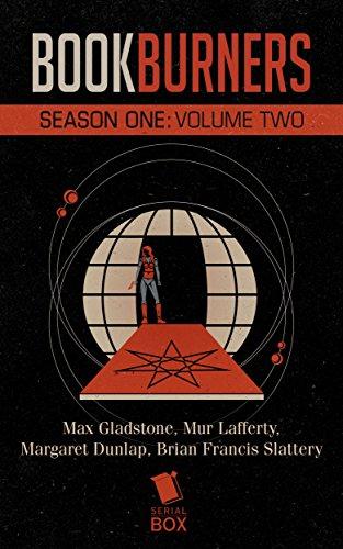 book cover of Bookburners: Season One Volume Two