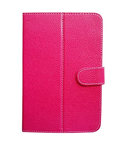 Fastway Flip Cover For Stellar Slate Pad Mi 725  Pink Cases   Covers