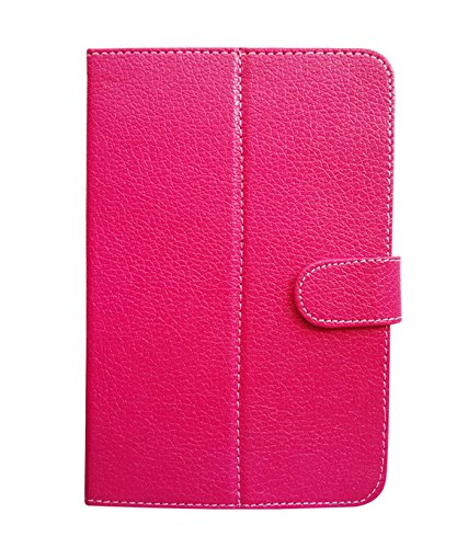 Fastway Flip Cover for Stellar Slate Pad Mi 725  Pink