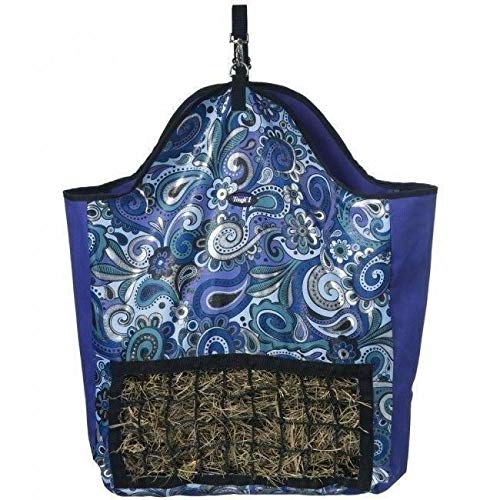 - JT International Slow Feed Hay Pouch Prints Paisley Shimmer