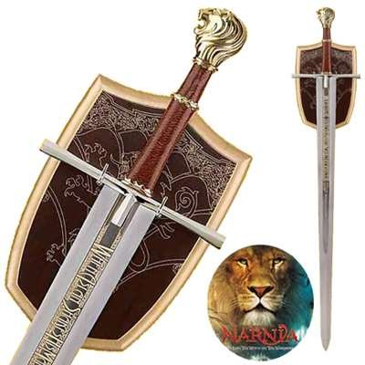 MedievalDepot Chronicles of Narnia Prince Sword Replica -