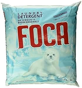 Amazon Com Foca Biodegradable Powder Laundry Detergent