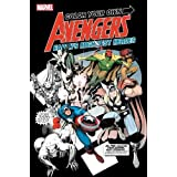 Color Your Own Avengers: Earth's Mightiest Heroes