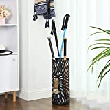 SONGMICS Umbrella Stand Rack Free Standing for