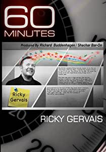60 Minutes - Ricky Gervais (December 13, 2009)