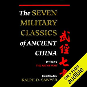 The Seven Military Classics of Ancient China Hörbuch