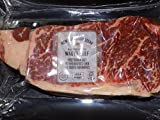 4 Halal Wagyu-Kobe 16 OZ New York Strip Steak $34.99 each