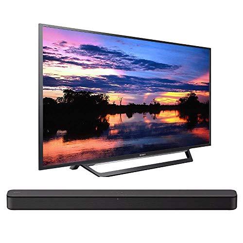 Sony KDL32W600D 32-Inch HD Smart TV w/Soundbar Bundles (S100F Bundle) (Tv 32 Inch Sony Bravia)