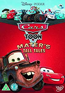Cars Toon : Mater's Tall Tales [DVD, 2008]