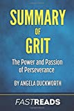 Summary of Grit: Includes Key Takeaways & Analysis