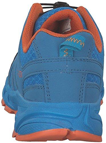 Kastinger Trail Runner 22350-511 Mænd Nemt Vandre Halbschuh Blå (blå / Orange) 2BMpuSa
