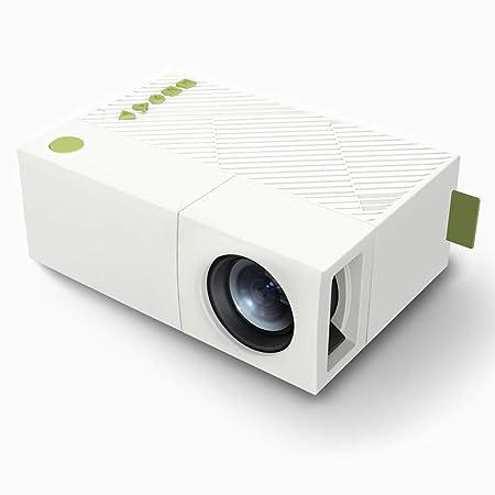 Proyector Multimedia, 1080P Full HD LED proyector de ...