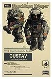 P.K.A. Ausf G Gustav Hasegawa Maschinen Krieger