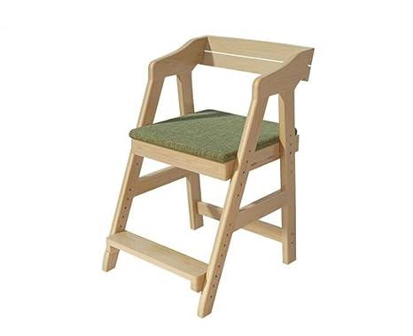 Sgabello in legno sedia da studio per bambini sedia per studenti