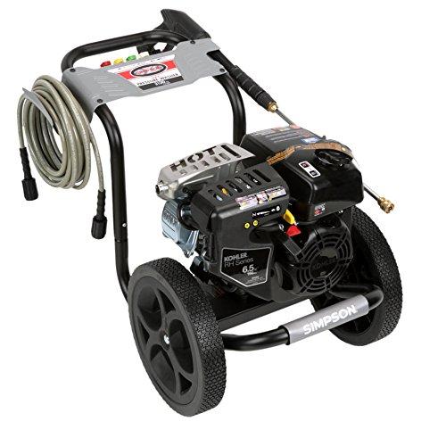 gas pressure washer simpson - 3