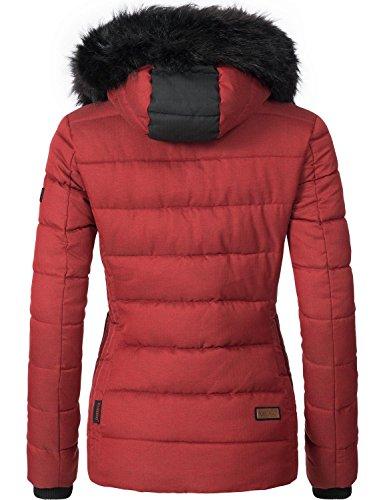 Xs Inverno Rosso xl Signore 8 Marikoo Unico Colori Piumino 4YZnWgqRF