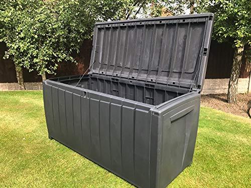 Keter Novel Outdoor Storage Box 340 ltr