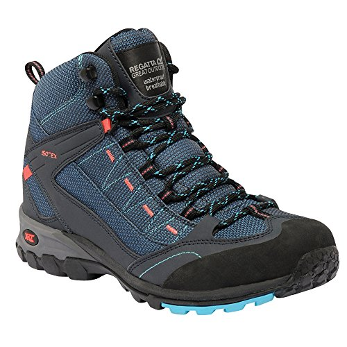 Breathable 2 Mid cora max Ladies Walking Regatta Waterproof Morocbl Boots Ultra RqYxPwnp