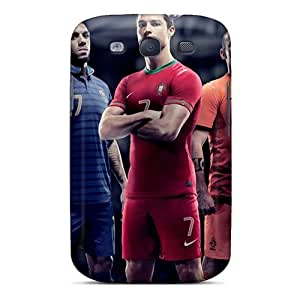 Case Cover Euro 2016 Sport/ Fashionable Case For Galaxy S3